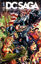 DC Saga -5- Numéro 5