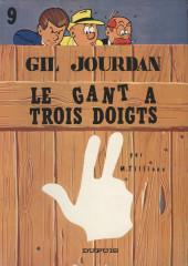 Gil Jourdan -9a77- Le gant à trois doigts