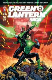 Green Lantern Saga -5- Numéro 5