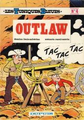 Les tuniques Bleues -4a1978- Outlaw
