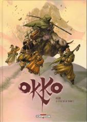 Okko -3b08- Le cycle de la terre I