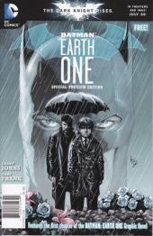 Batman: Earth One (2012) -PUB- Special preview edition