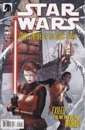 Star Wars: Lost tribe of the Sith (2012) -1- Spiral