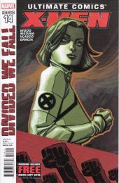 Ultimate Comics X-Men (2011) -14- Divide we fall chapter one: road worn