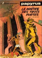Papyrus -2a1985- Le maître des trois portes