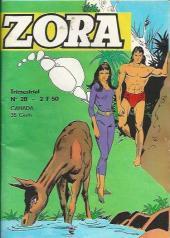 Zora -28- Le secret de Kator