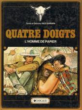 Quatre doigts - L'Homme de papier -b88- Quatre doigts - l'homme de papier