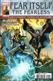 Fear Itself : the Fearless (Panini) -5- The Fearless (5/6)
