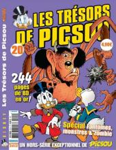Picsou Magazine Hors-Série -20- Les trésors de Picsou - Spécial Fantômes, monstres & zombie
