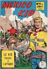 Mexico Kid -1- Le Kid passe à l'attaque