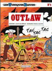 Les tuniques Bleues -4b2000- Outlaw
