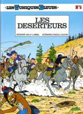 Les tuniques Bleues -5b2000- Les déserteurs