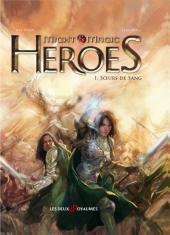 Might & Magic Heroes -1- Sœurs de sang