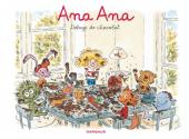 Ana Ana -2- Déluge de chocolat