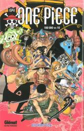 One Piece -64- 100 000 vs 10