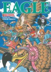 One Piece -ART4- EAGLE - Color Walk 4