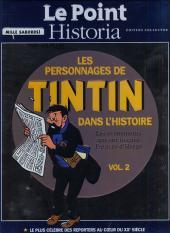 Tintin - Divers -61'''- Les Personnages de Tintin dans l'Histoire (vol. 2)