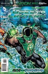 Green Lantern Vol.5 (DC Comics - 2011) -13- Actions and reactions
