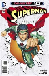 Superman (2011) -0- Every end has a beginning