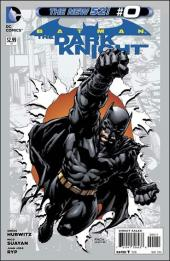 Batman: The Dark Knight (2011) -0- Chill in the air