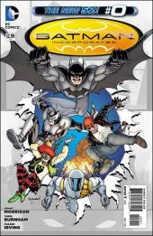 Batman Incorporated (2012) -0- Brand building