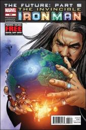 Invincible Iron Man (2008) -525- The future part 5 : beating down the transhuman condition