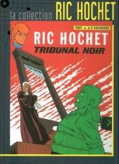Ric Hochet - La collection (Hachette) -32- Tribunal noir