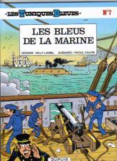 Les tuniques Bleues -7d2010- Les bleus de la marine