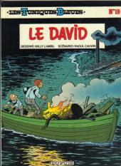 Les tuniques Bleues -19b84- Le David