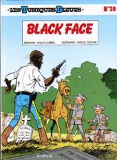 Les tuniques Bleues -20c2011- Black Face