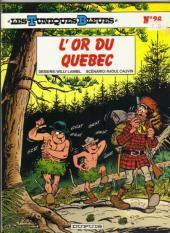 Les tuniques Bleues -26a1993- L'or du Québec