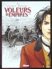 Les voleurs d'Empires -4a2002- Frappe-Misère