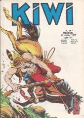 Kiwi -267- Le petit trappeur - Un ennemi du peuple