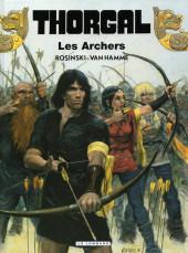Thorgal -9b10- Les archers
