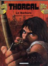 Thorgal -27a08- Le Barbare