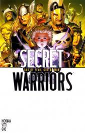 Secret Warriors -2- God of Fear, God of War