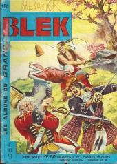 Blek (Les albums du Grand) -120- Numéro 120