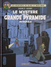 Blake et Mortimer -INT2a- Le Mystère de la Grande Pyramide - Intégrale