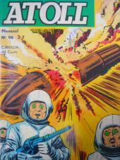 Atoll -98- Les trois robots