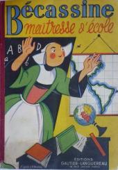 Bécassine -HS3- Bécassine maîtresse d'école
