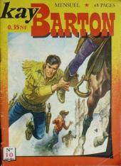 Kay Barton -10- La vengeance de Manitou