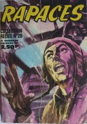 Rapaces (Impéria) -Rec20- Collection reliée N°20 (du n°153 au n°160)