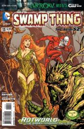 Swamp Thing (2011) -13- Rotword : The Green Kingdom Part 1