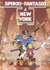 Spirou et Fantasio -39d10- Spirou à New York