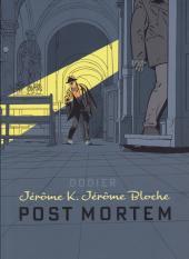 Jérôme K. Jérôme Bloche -23TT- Post Mortem