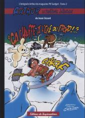 Arthur le fantôme justicier (Cézard, Éditions du Taupinambour) -2-