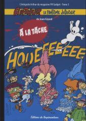 Arthur le fantôme justicier (Cézard, Éditions du Taupinambour) -3- À la tâche