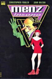 Menz insana (1997) -GN- Menz insana