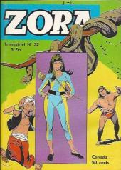 Zora -32- Le laboratoire maudit