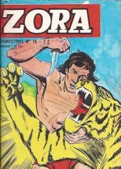 Zora -19- La grande peur